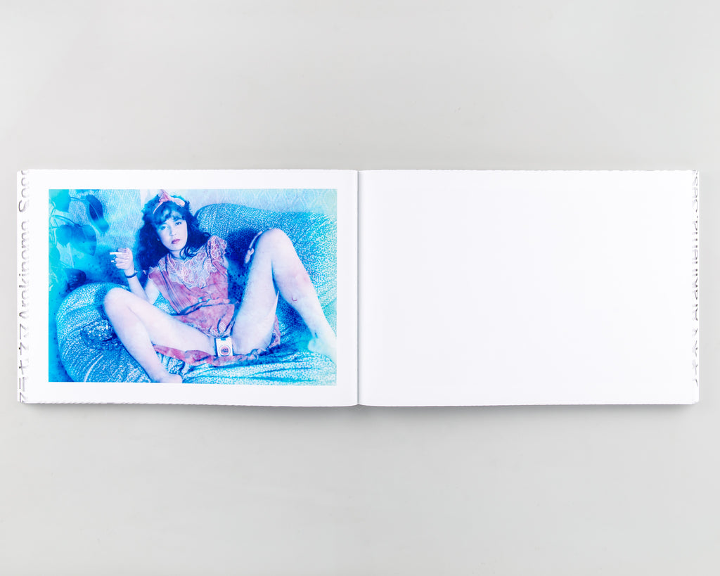Blue Period / Last Summer by Nobuyoshi Araki - 8
