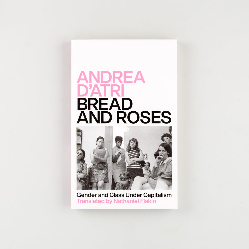 Bread and Roses Gender and Class Under Capitalism by Andrea D'Atri - Cover