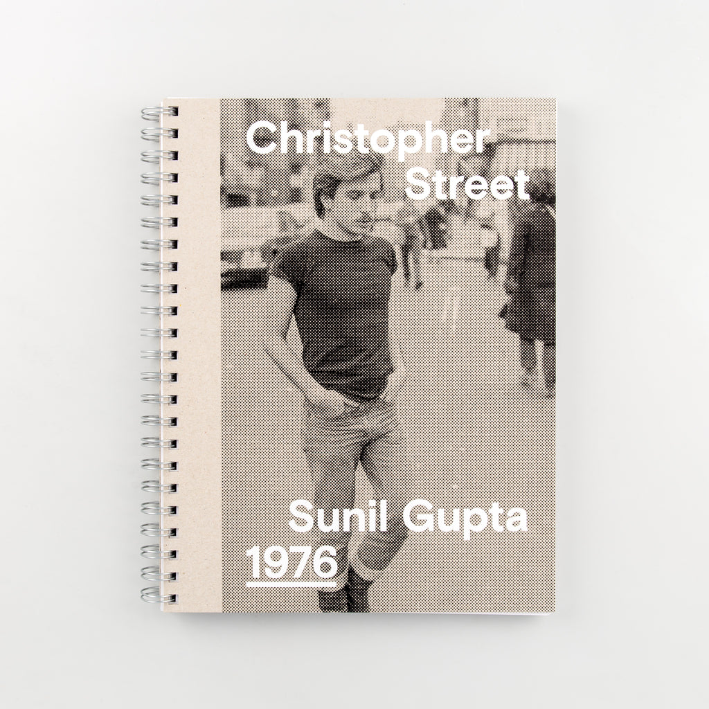 Christopher Street 1976 by Sunil Gupta - 404