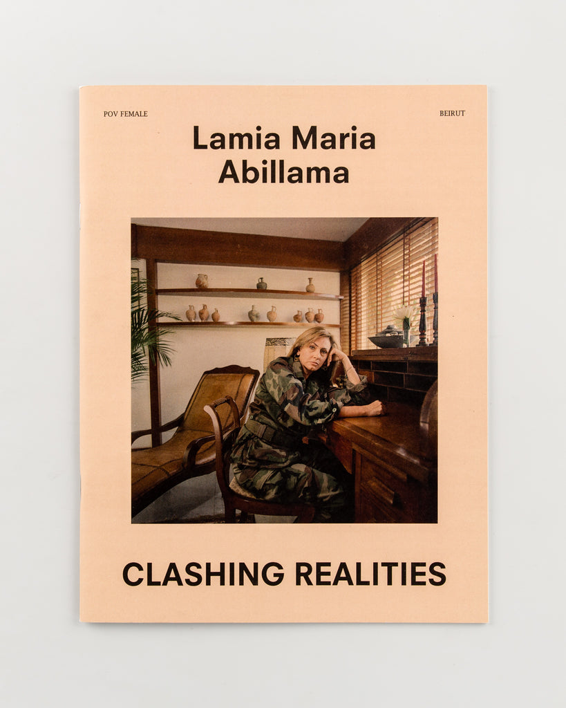 Clashing Realities by Caroline Tabat - 350