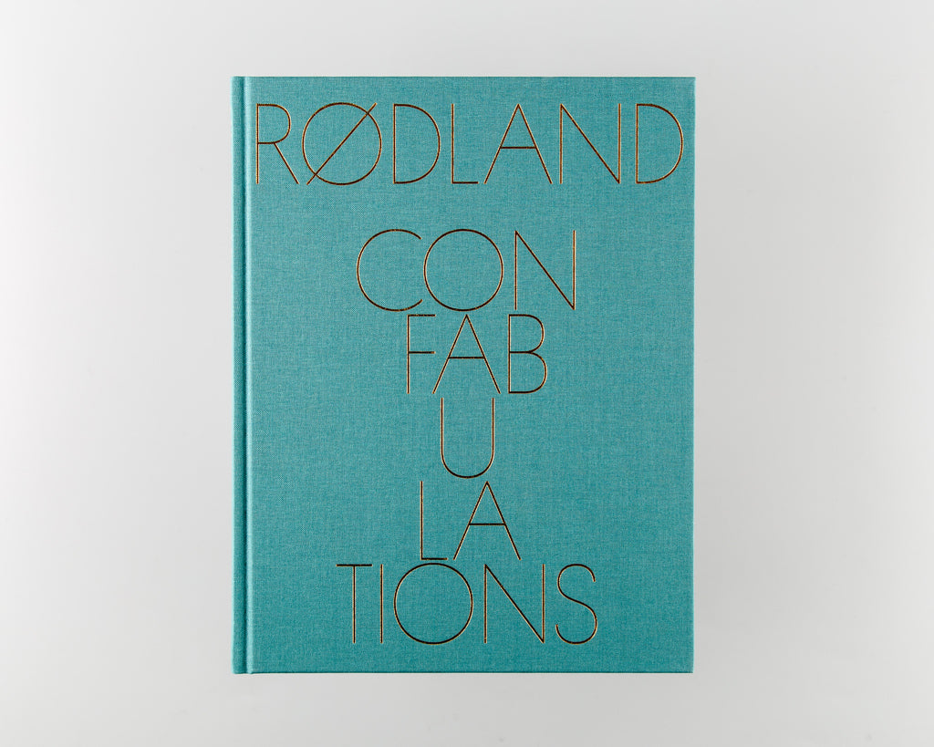 Confabulations by Torbjørn Rødland - 312