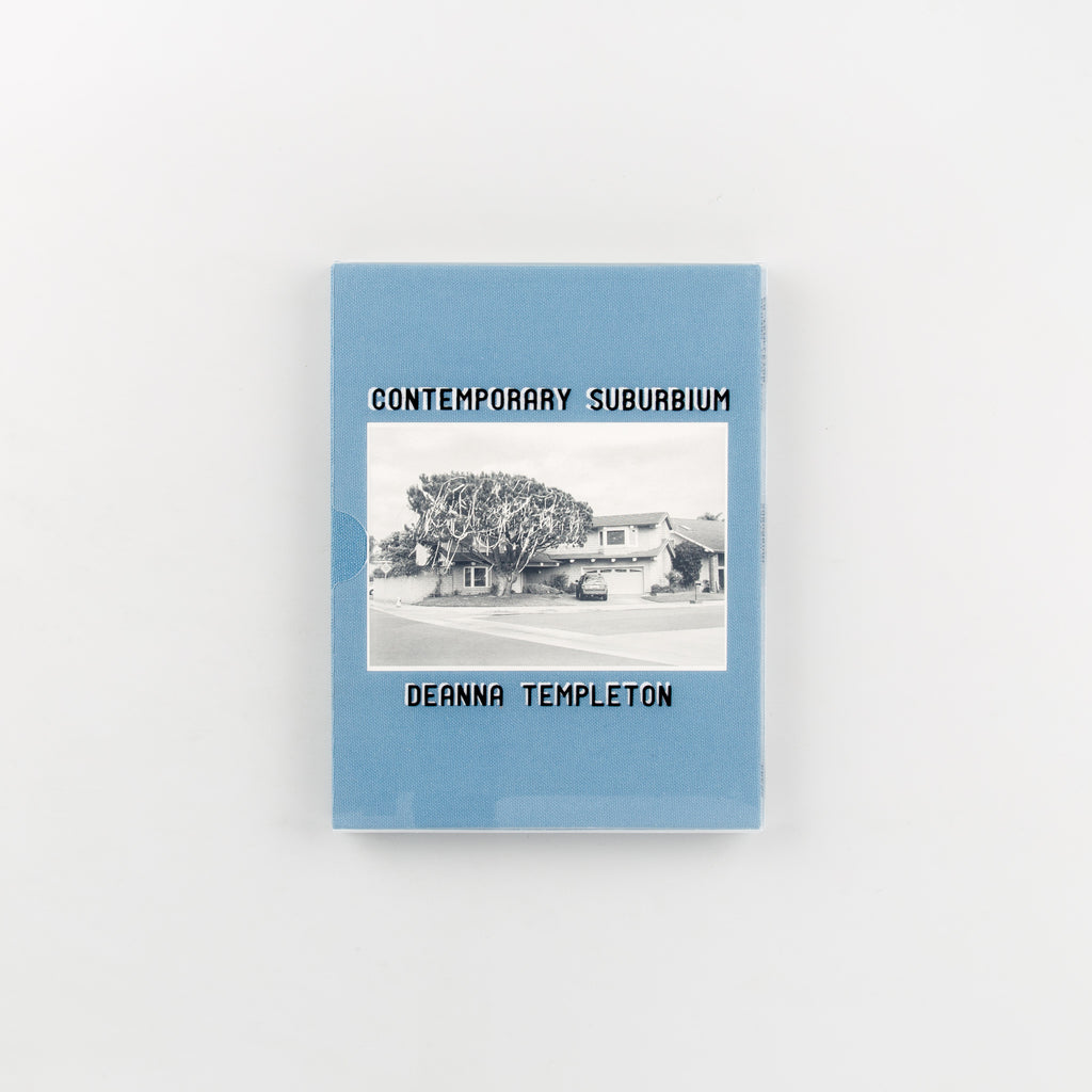 Contemporary Suburbium by Ed & Deanna Templeton - Cover