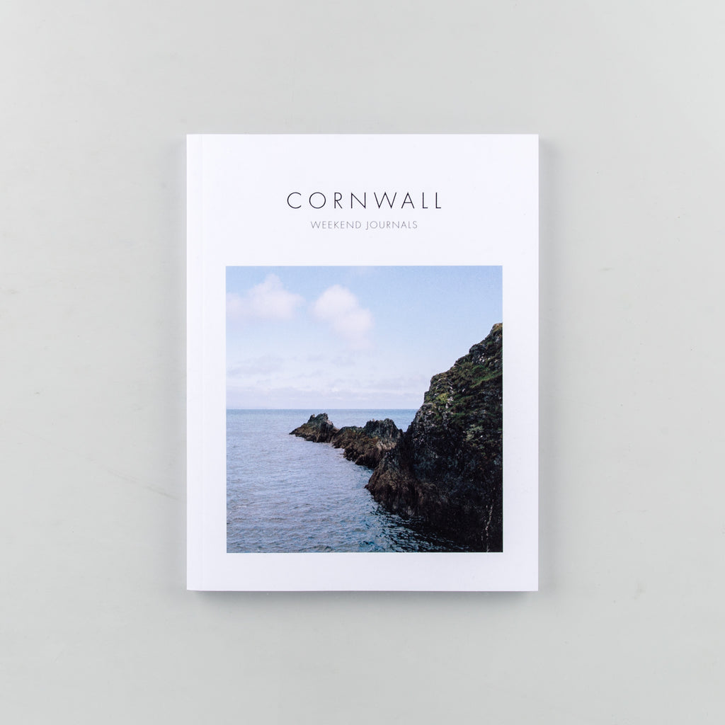 Weekend Journals: Cornwall - 1