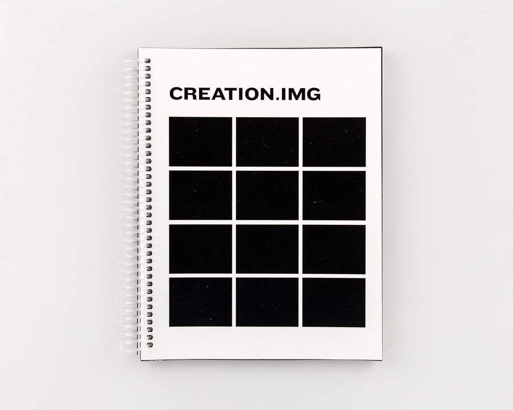 Creation.img by Dawn Kim - Cover