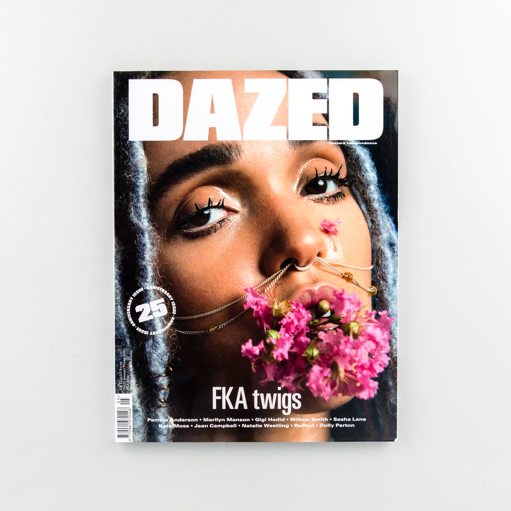 Dazed 25th Anniversary Issue - 4