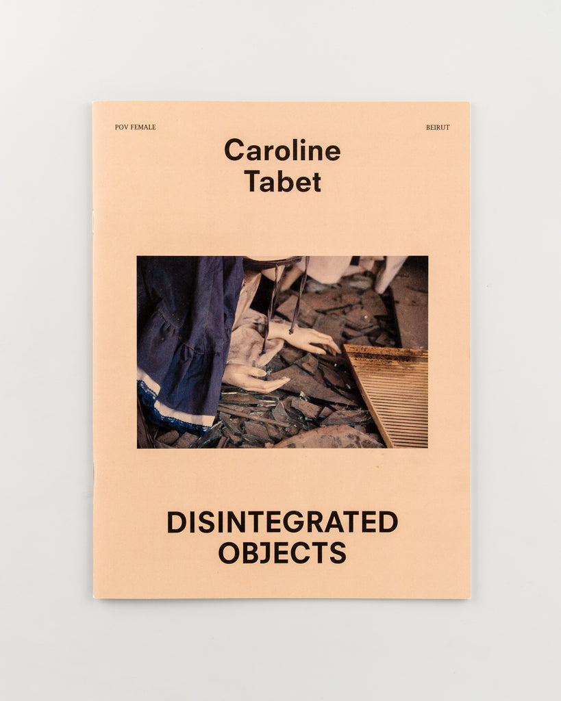 Disintegrated Objects by Caroline Tabat - 200