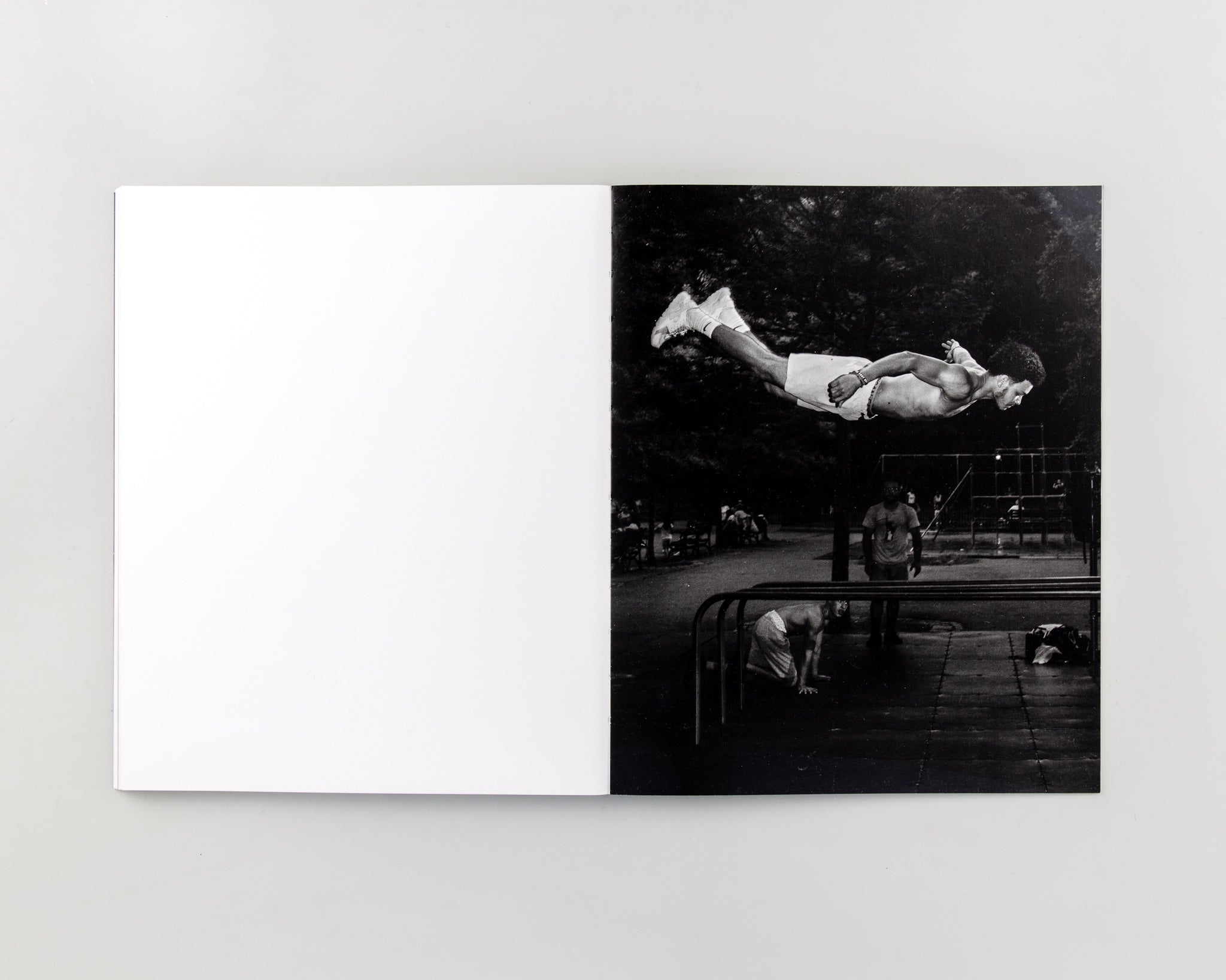 Dyckman Haze by Adam Pape (MACK Books, 2019)