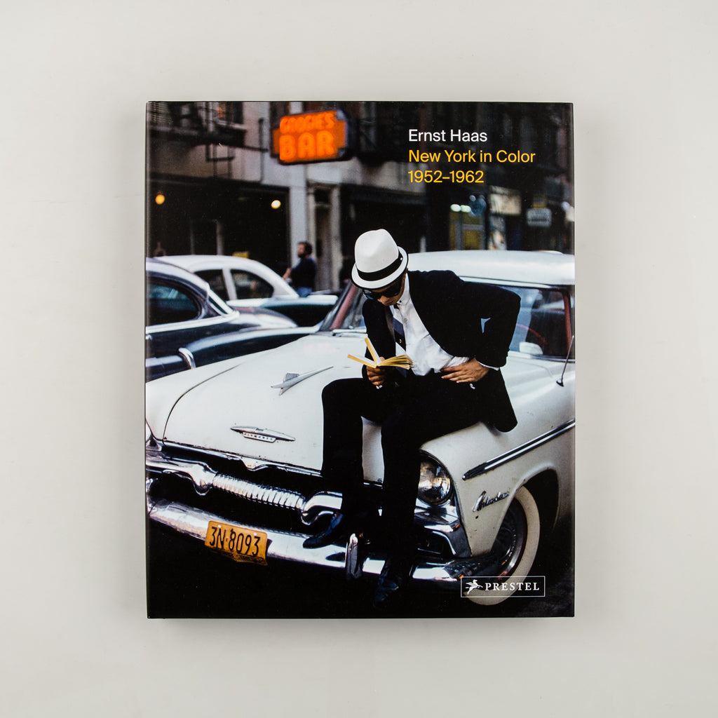 Ernst Haas New York in Color, 1952-1962 by Ernst Haas - Cover