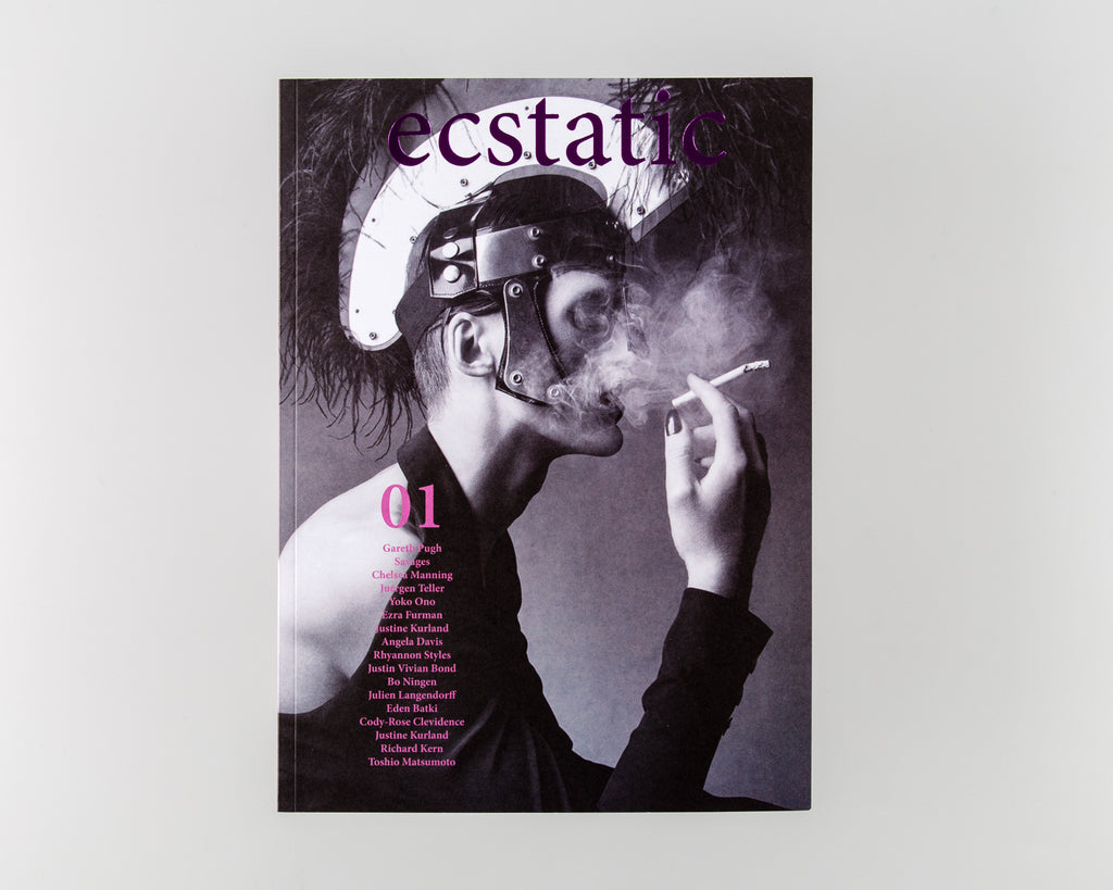 Ecstatic Magazine 1 - Cover