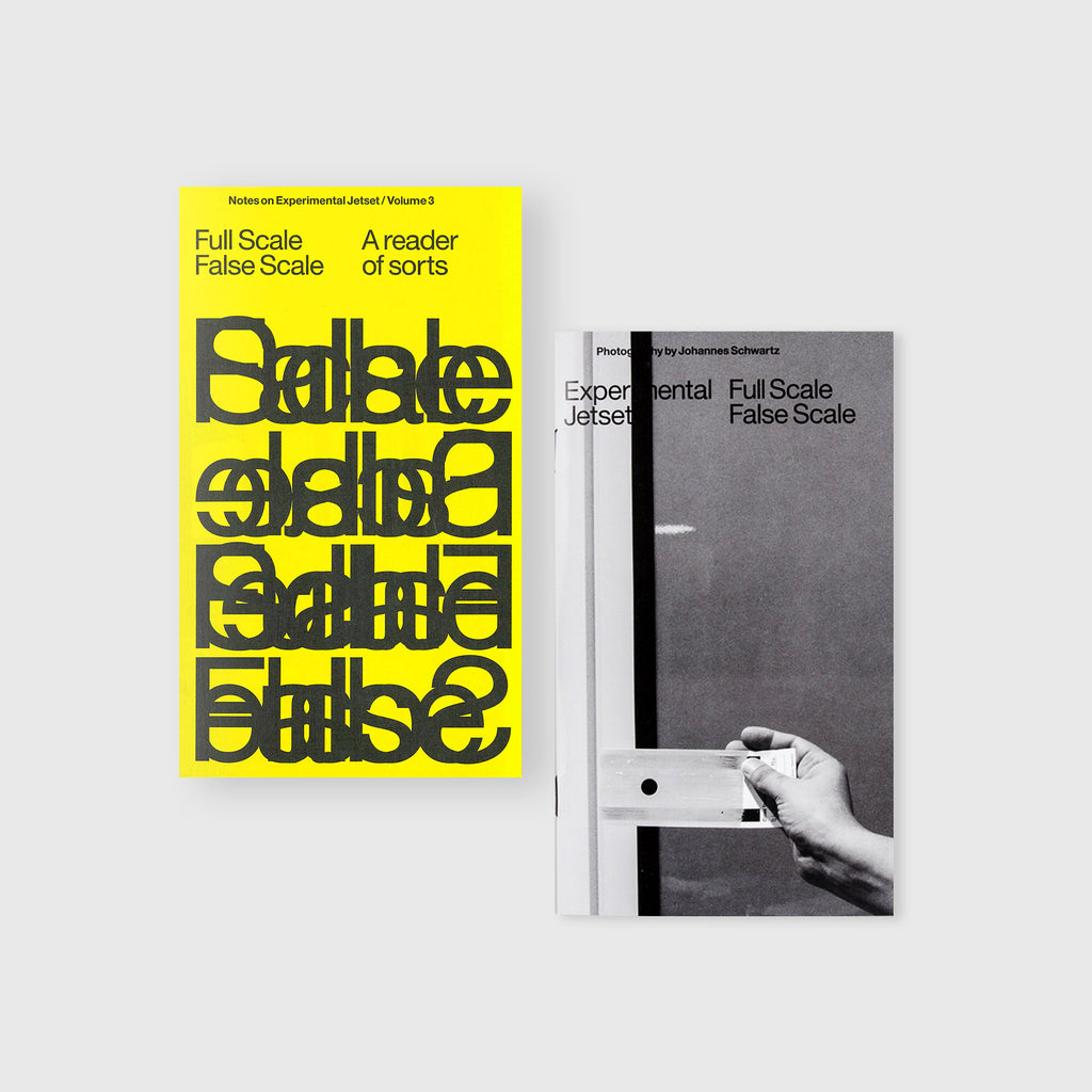 Full Scale False Scale by Experimental Jetset - Cover