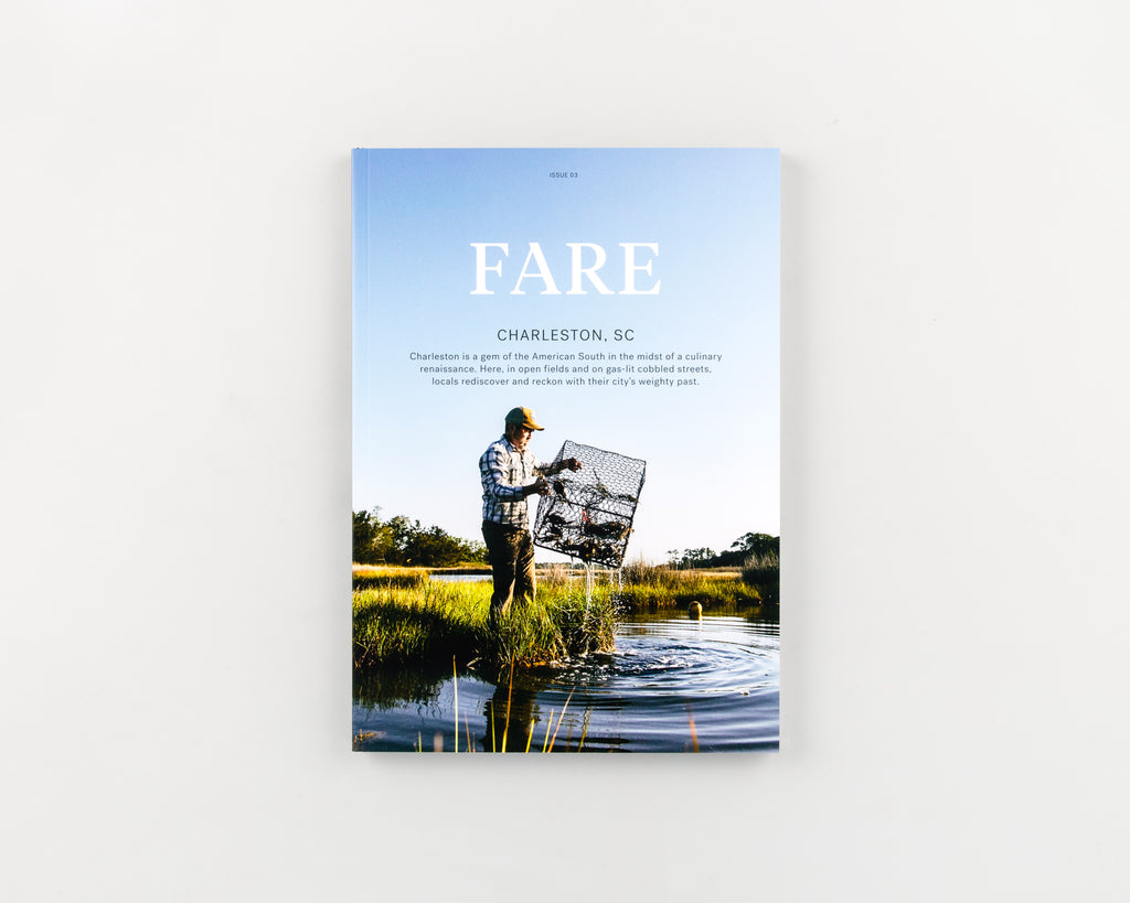 Fare Magazine 3 - Cover
