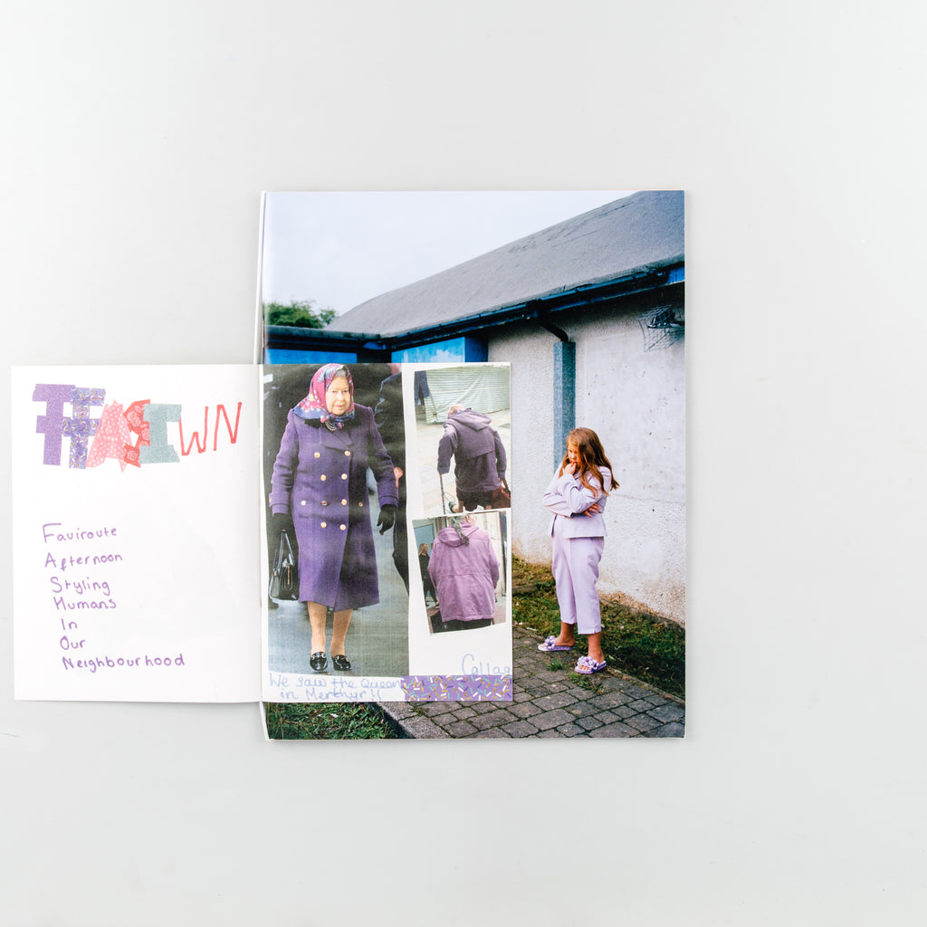 Ffasiwn Magazine by Clémentine Schneidermann & Charlotte James - 3