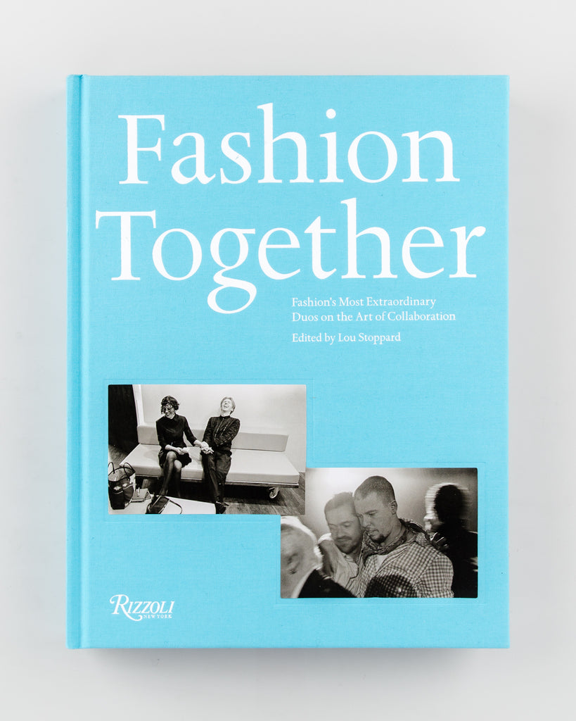 Fashion Together (Signed) by Lou Stoppard - Cover