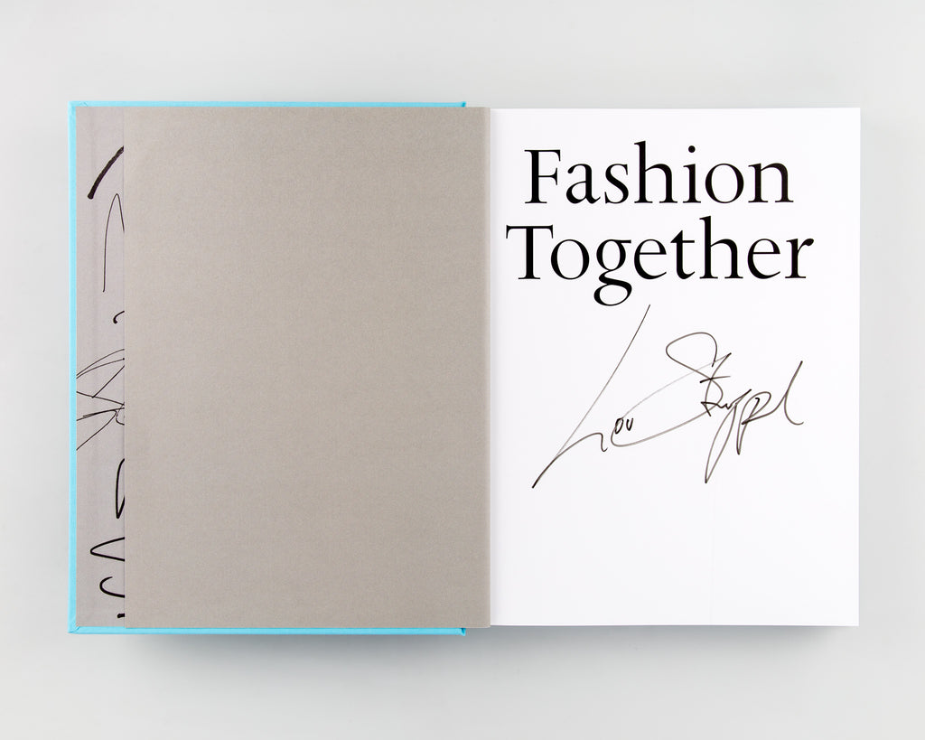 Fashion Together (Signed) by Lou Stoppard - 3