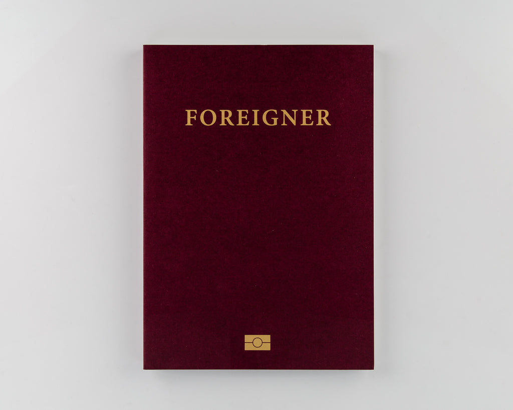 Foreigner: Migration into Europe 2015–2016 by John Radcliffe Studio - 244