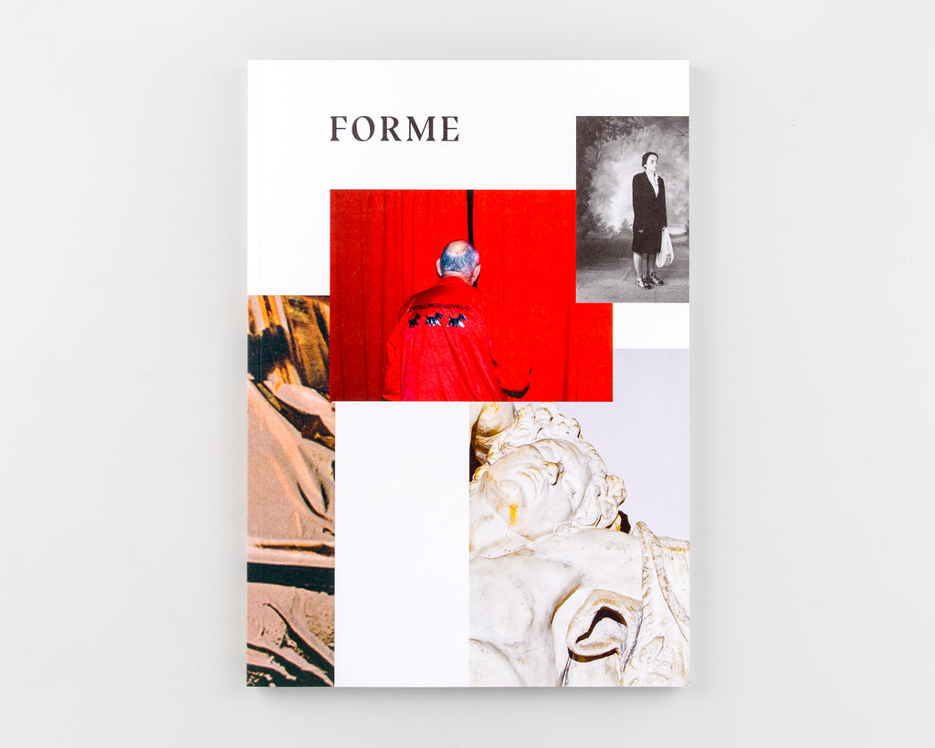 Forme Magazine 1 - Cover