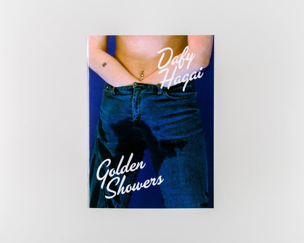 Golden Showers (Signed) by Dafy Hagai - 400