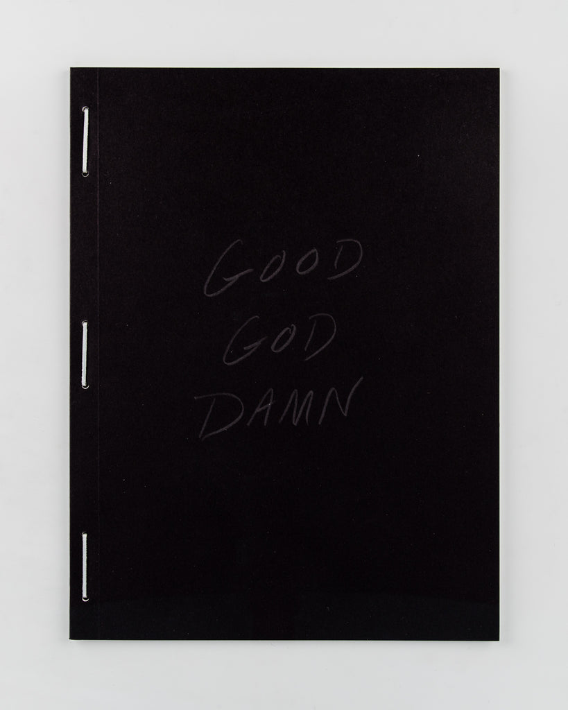 Good Goddamn (Signed) by Bryan Schutmaat - Cover