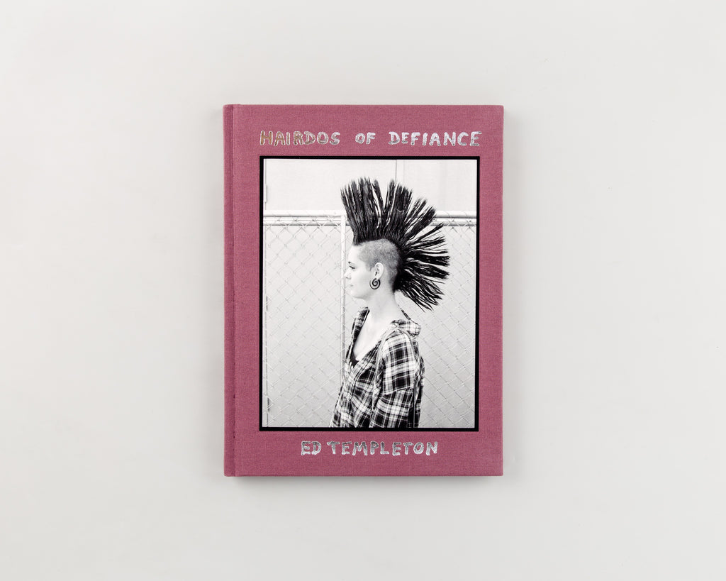 Hairdos of Defiance by Ed Templeton - 124