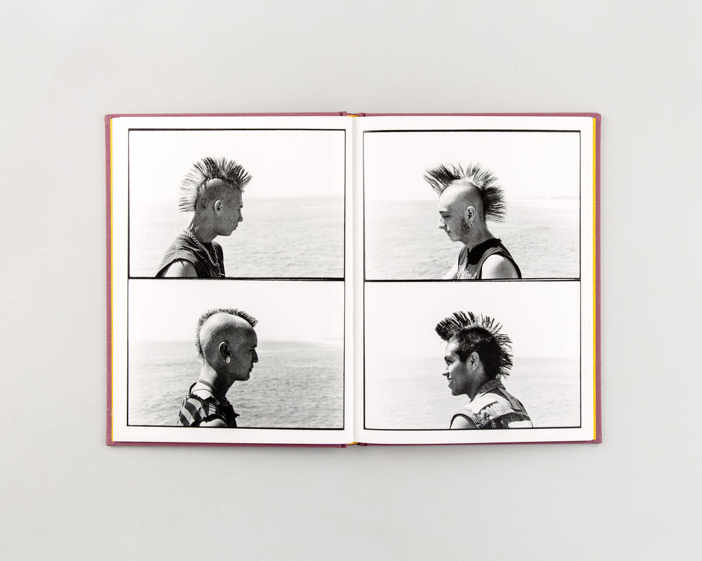 Hairdos of Defiance by Ed Templeton - 5