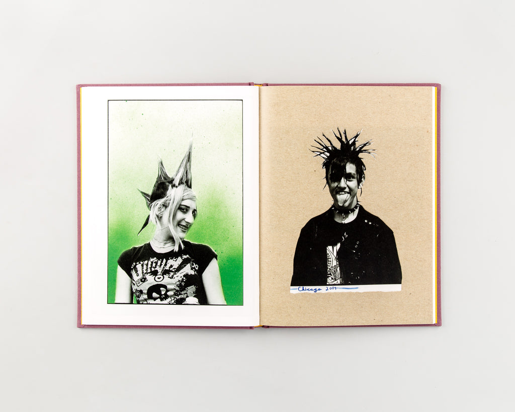 Hairdos of Defiance by Ed Templeton - 6