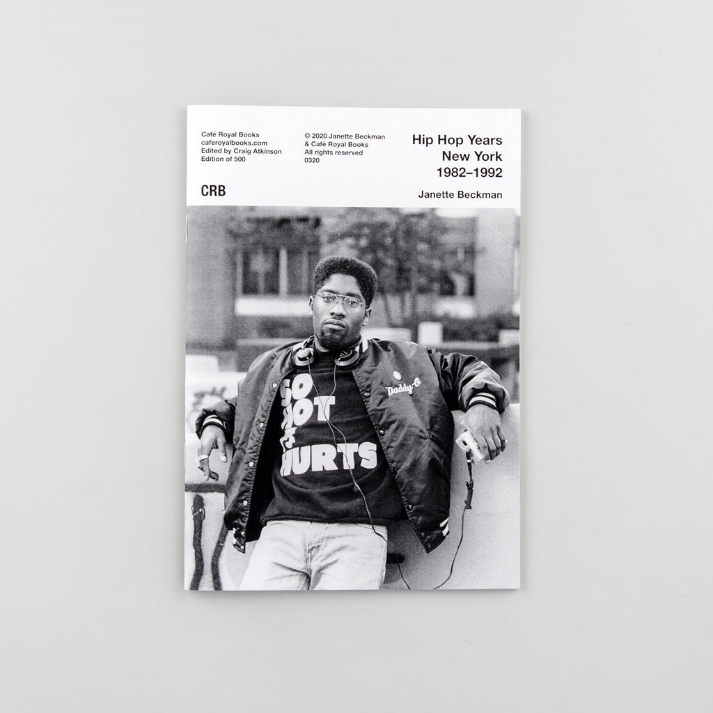 Hip Hop Years New York 1982–1992 by Janette Beckman - 14