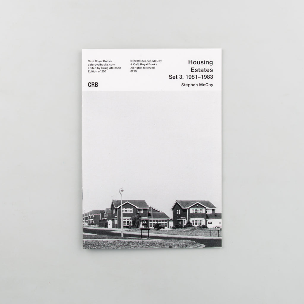 Housing Estates Set 3. 1981–1983 by Stephen McCoy - 9