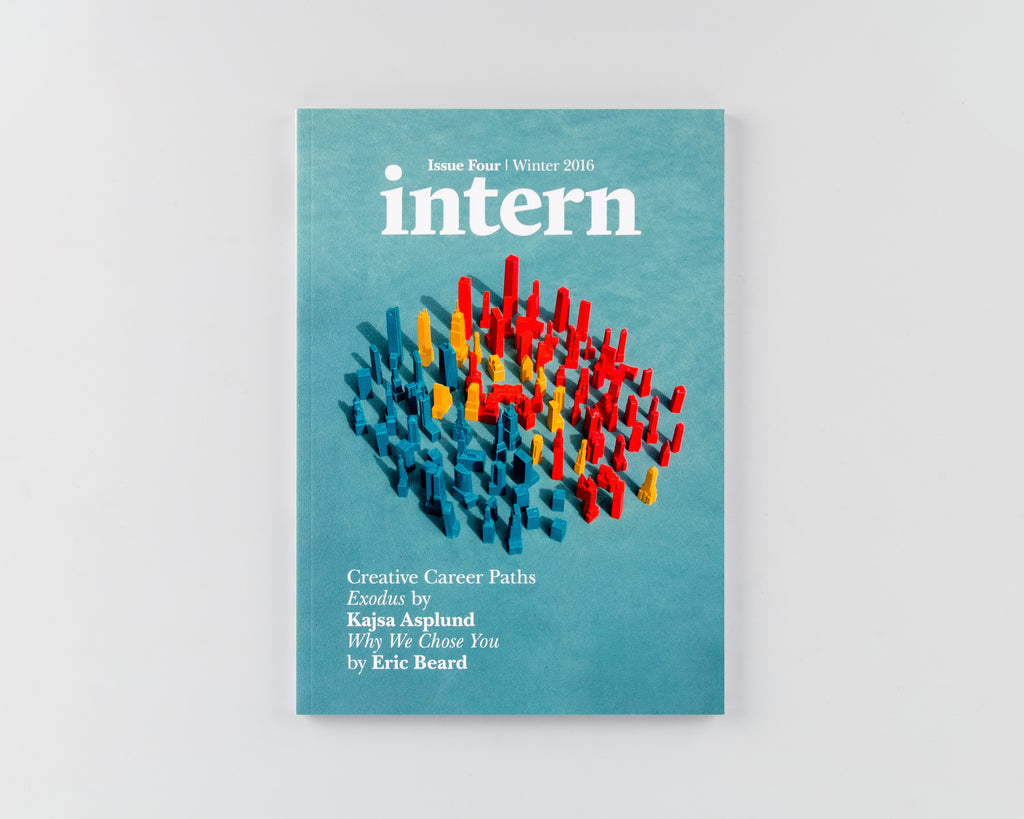 Intern Magazine 4 - Cover
