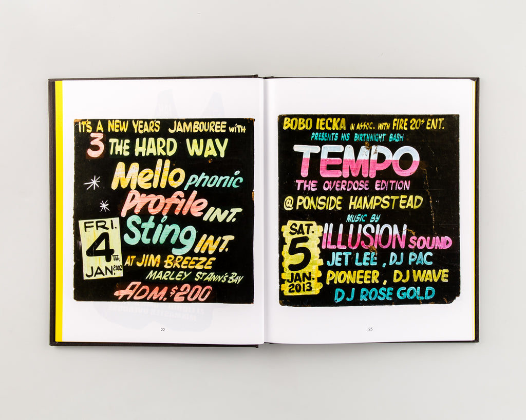Serious Things a Go Happen: Three Decades of Jamaican Dancehall Signs by Introduction by Marlon James - 3