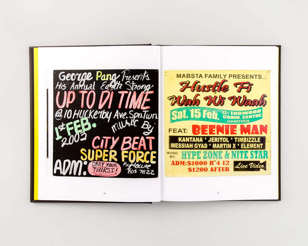 Serious Things a Go Happen: Three Decades of Jamaican Dancehall Signs by Introduction by Marlon James - 4