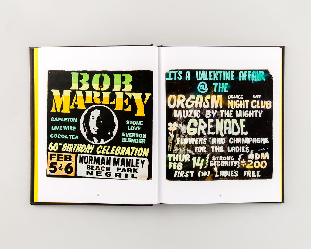Serious Things a Go Happen: Three Decades of Jamaican Dancehall Signs by Introduction by Marlon James - 5
