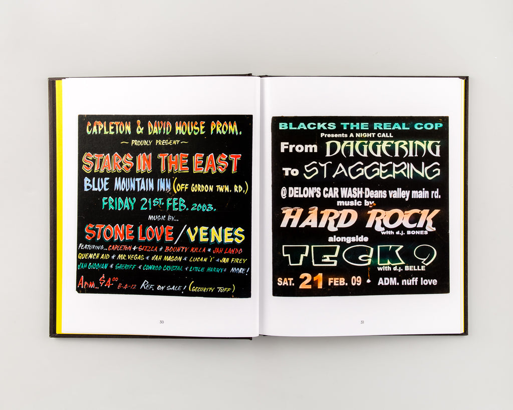 Serious Things a Go Happen: Three Decades of Jamaican Dancehall Signs by Introduction by Marlon James - 6