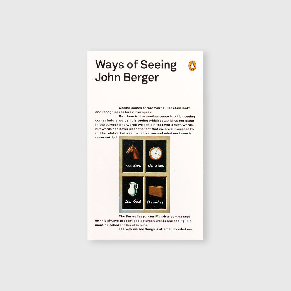 Ways of Seeing by John Berger - 1