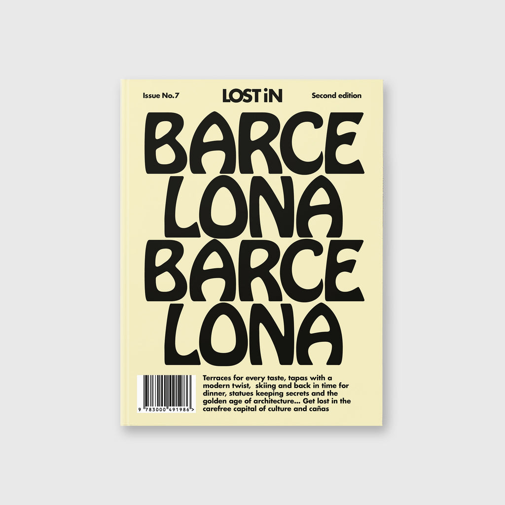 LOST iN: Barcelona by LOST iN City Guides - 1