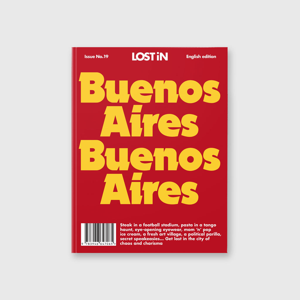 LOST iN: Buenos Aires by LOST iN City Guides - 744