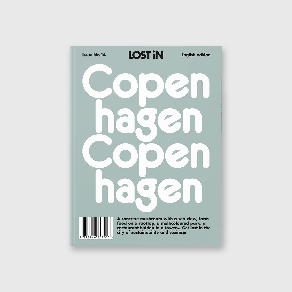 LOST iN: Copenhagen by LOST iN City Guides - 738