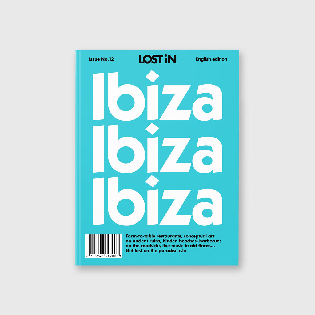 LOST iN: Ibiza by LOST iN City Guides - 825