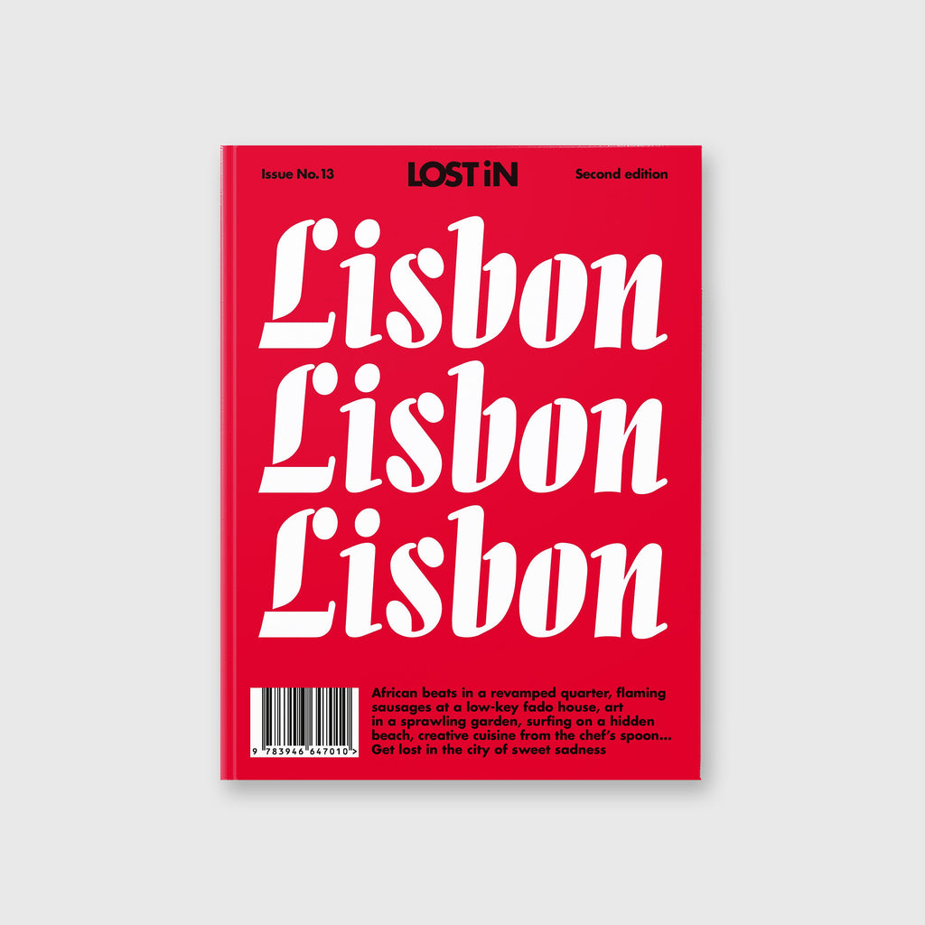 LOST iN: Lisbon by LOST iN City Guides - 820