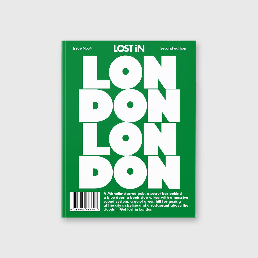 LOST iN: London by LOST iN City Guides - 760