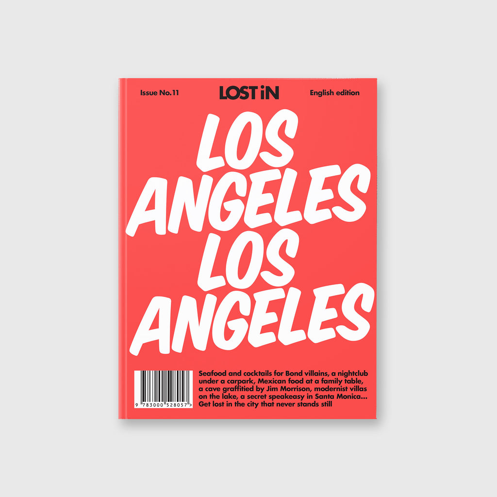 LOST iN: Los Angeles by LOST iN City Guides - 826