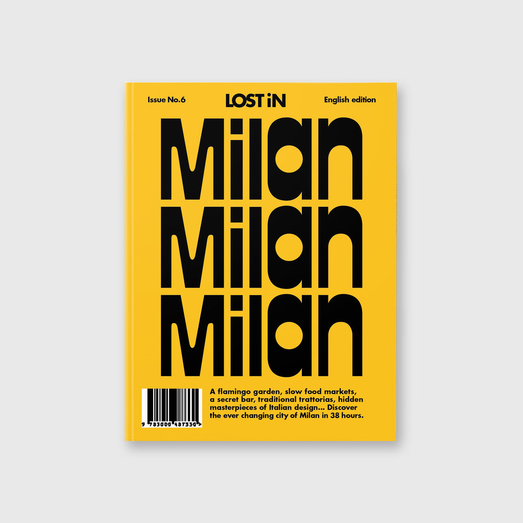 LOST iN: Milan by LOST iN City Guides - 831