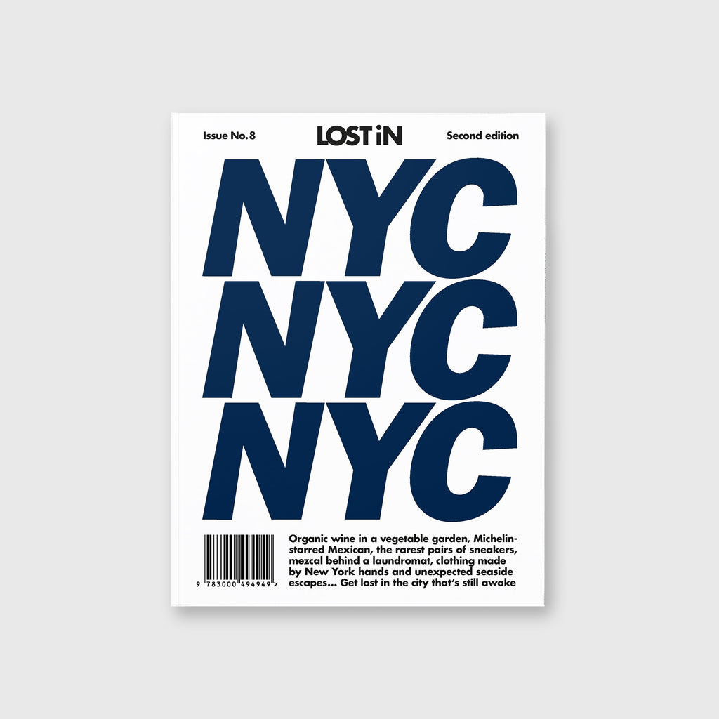 LOST iN: NYC by LOST iN City Guides - 763
