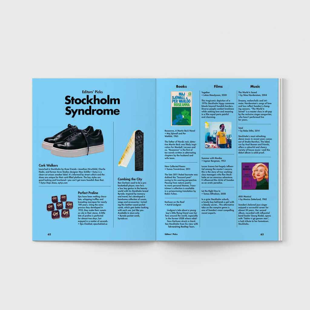 LOST iN: Stockholm by LOST iN City Guides - 6