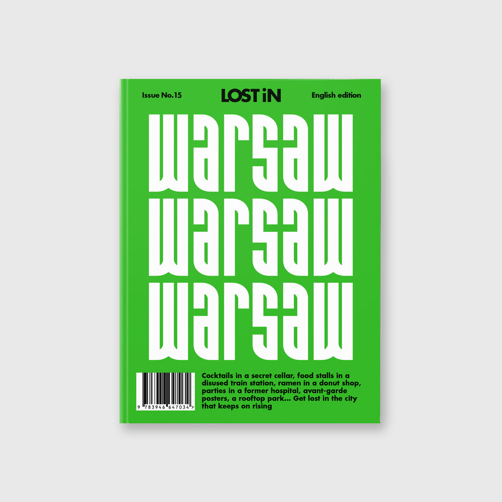 LOST iN: Warsaw by LOST iN City Guides - 812