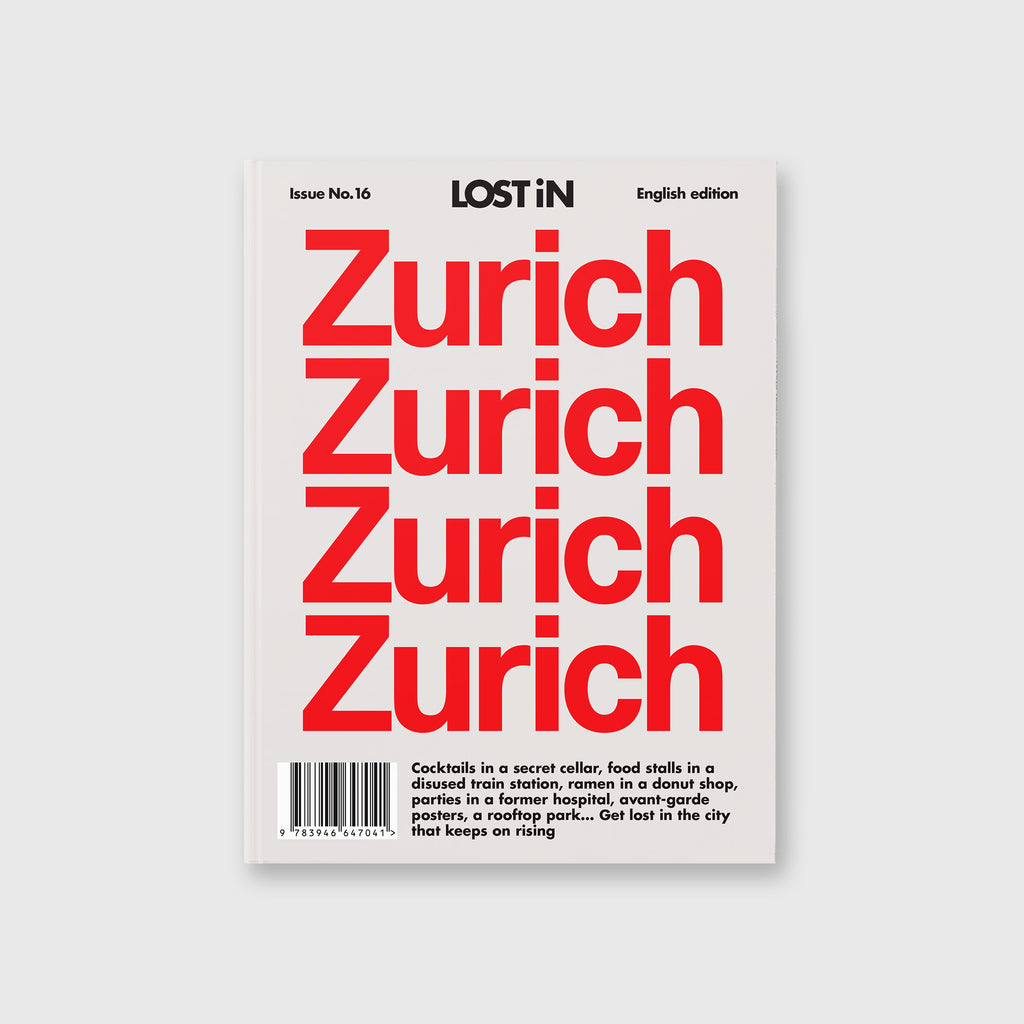 LOST iN: Zurich by LOST iN City Guides - 1