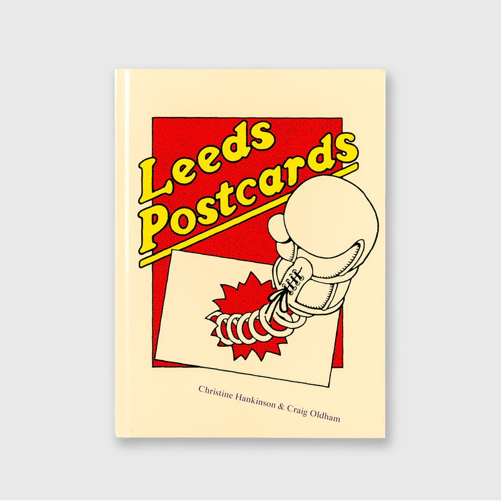 Leeds Postcards by Christine Hankinson & Craig Oldham - Cover