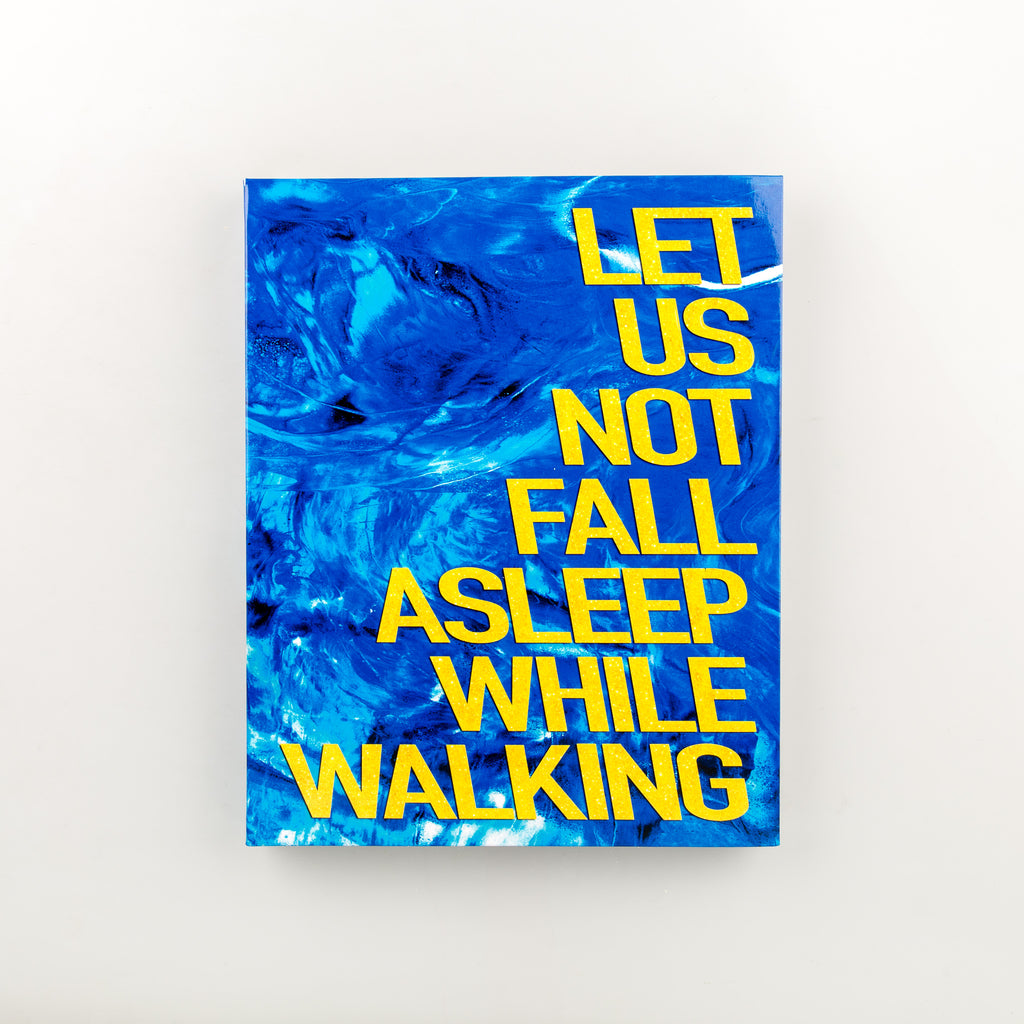 Let us Not Fall Asleep While Walking by David Denil - 1
