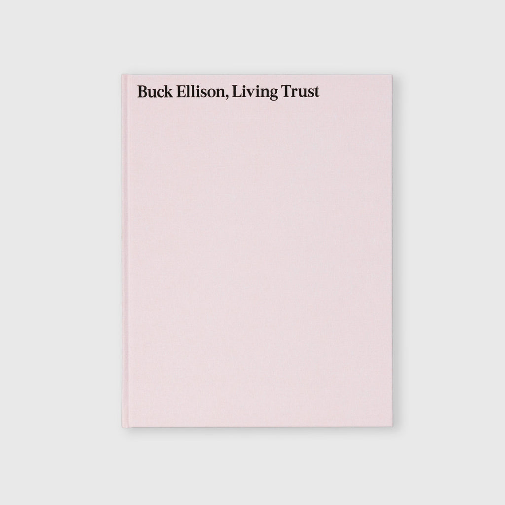 Living Trust by Buck Ellison - 6