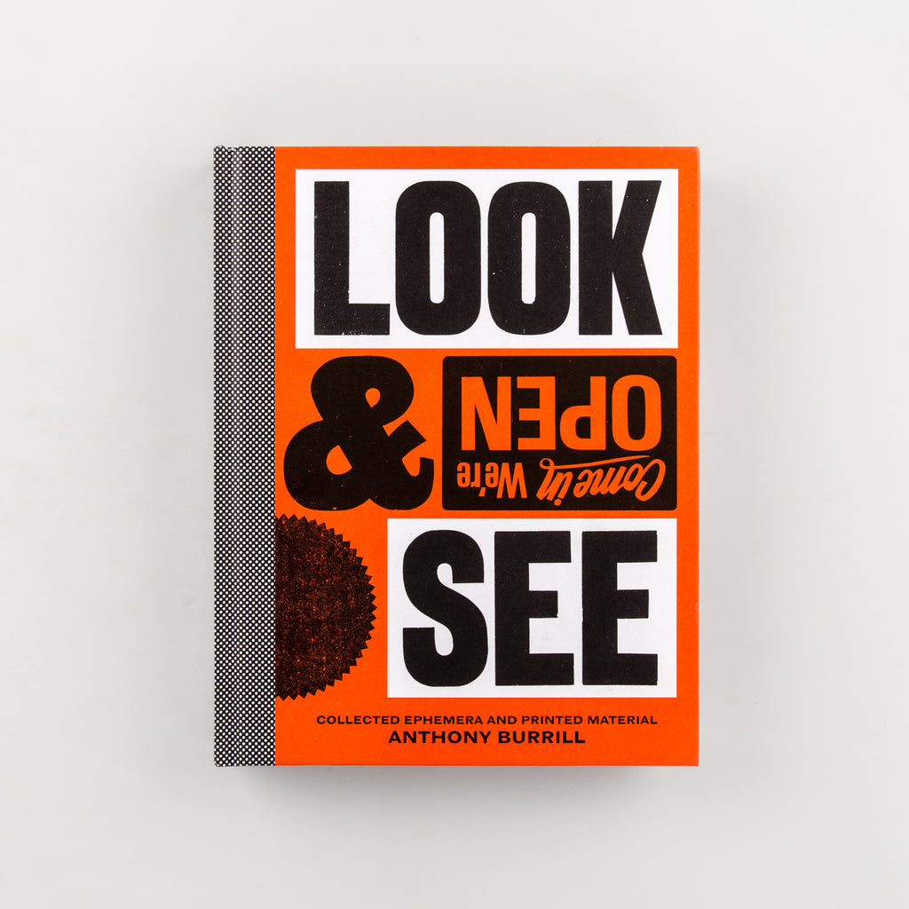 Look & See by Anthony Burrill - 207