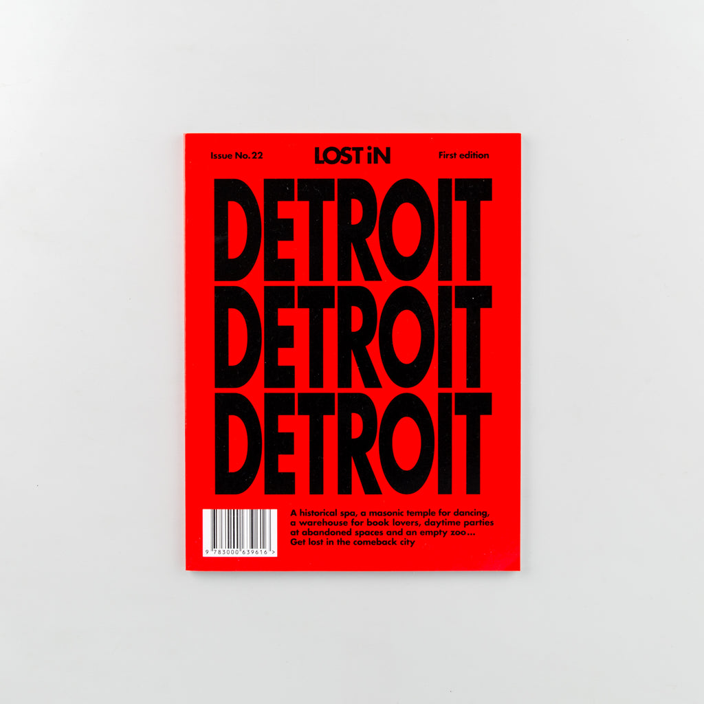 LOST iN: Detroit by LOST iN City Guides - 1
